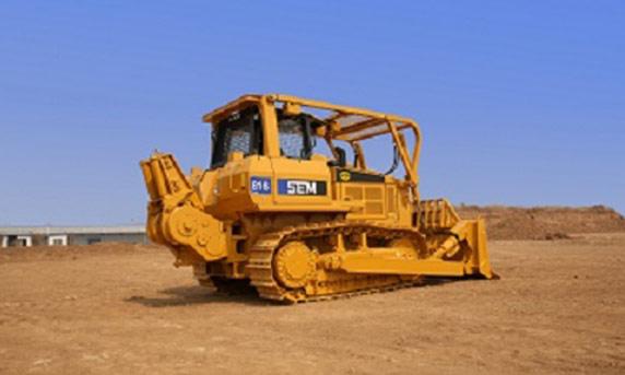 山工SEM816森林型推土机