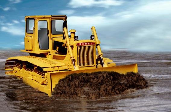 宣工TS140湿地推土机