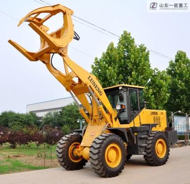 鲁能YN935抓木机
