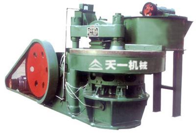 郑州天一YZP160—8A免烧压砖机