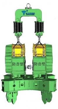 永安DZJ-600联动振动锤