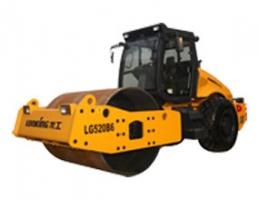 龙工LG520B6机械驱动单钢轮振动压路机