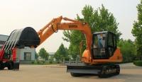 恒特HT65-8履带式挖掘机