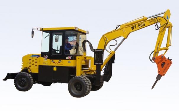 全工WT-800挖掘机