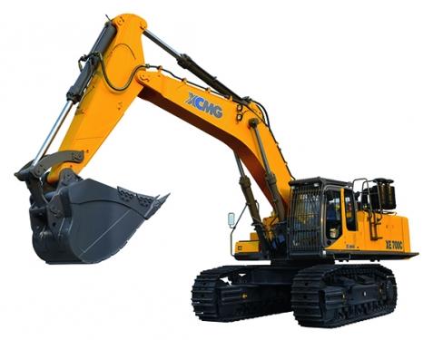 徐工XE700C中大型挖掘机