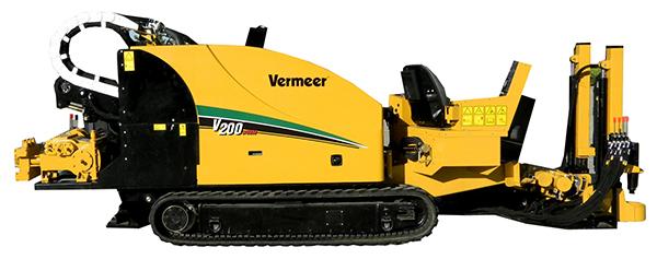 威猛V200水平定向钻机