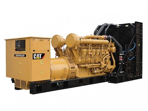 卡特彼勒3512B柴油发电机组