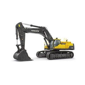 沃尔沃EC750DL挖掘机