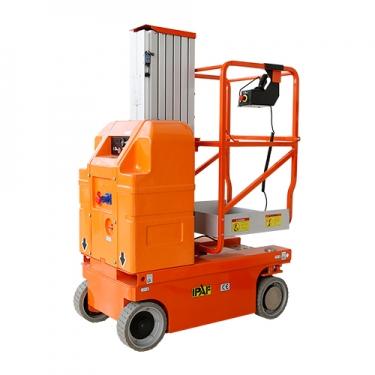 鼎力AMWP8-1100自行走桅柱式高空作业平台