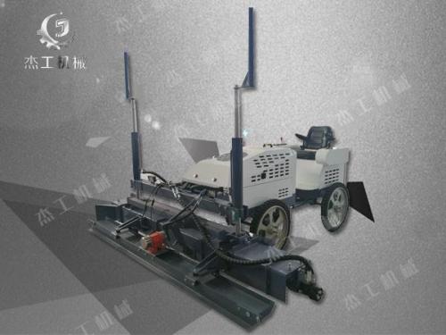 杰工SDJG-303驾驶激光整平机
