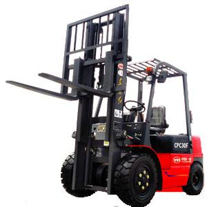 东方红CPC30F3吨内燃平衡重式叉车