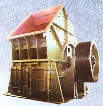 东方冶矿单段锤式破碎机