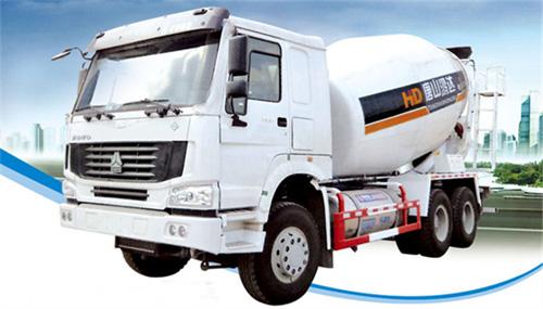 唐鸿重工XT5255GJBA7**N豪泺系列搅拌运输车