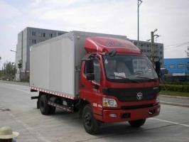 楚飞福田牌BJ5089XLC-FB型(3.99吨)冷藏车