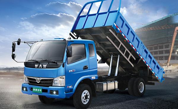 奧馳汽車奧馳X3運輸型自卸車