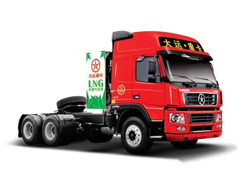 大运GC4253(LNG牵引车)液化天然气牵引车