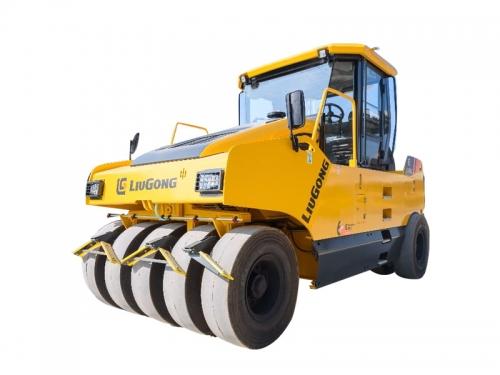柳工CLG6530E輪胎壓路機
