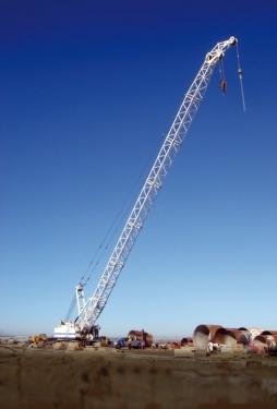 土力机械SC-100吊机
