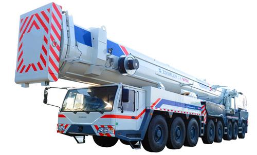 中联重科QAY500全地面起重机