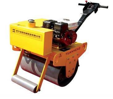 远恒YH-YL600A手扶单轮压路机
