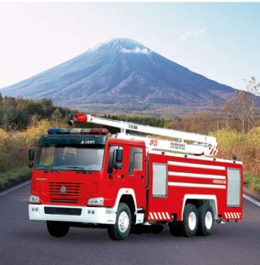 徐工JP20举高喷射消防车