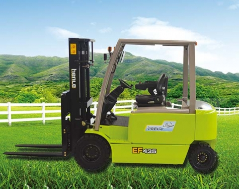 恒叉EF435蓄電池平衡重式叉車
