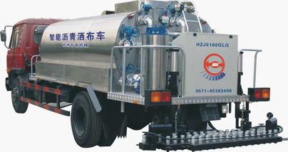 杭州市政HZJ5160GLQ沥青洒布车