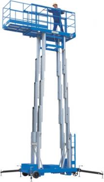 赛奇四桅柱式平台