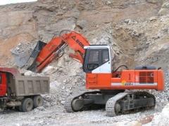 邦立CE650-6正铲液压挖掘机