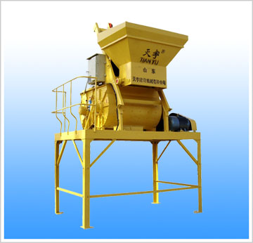 天宇JS1000(3.8M)搅拌机