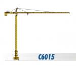 川建C6015水平臂塔式起重机