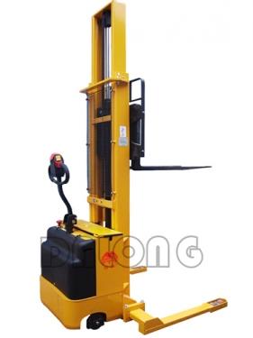 梅狮CDD1.2SK/1.5SK标准型宽支腿全电动堆垛车