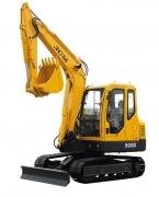 山重建机JCM906D履带式挖掘机