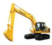 小松HB215LC-1液压挖掘机