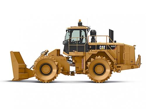 卡特彼勒816F系列2垃圾填埋压实机