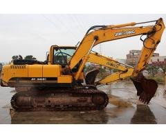 晋工二手JGM915挖掘机2300小时