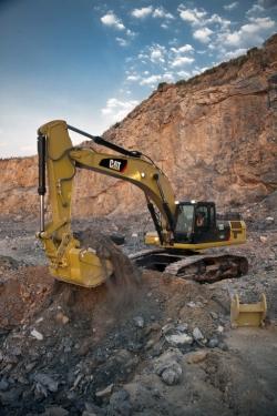 卡特彼勒340D2L液压挖掘机