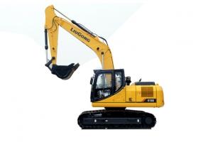 柳工CLG918E挖掘机