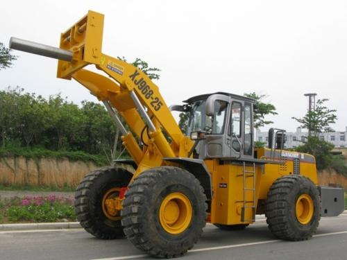 厦金XJ968-25叉装车
