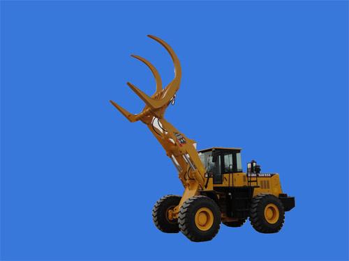 山猛SAM856抓木机
