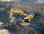 利勃海尔R954CLitronic履带式挖掘机
