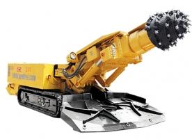 石煤机EBZ200型半煤岩掘进机