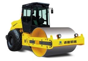 国机洛建LSS214-3/212-3单钢轮振动压路机