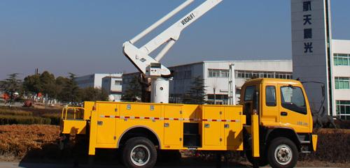航天晨光CGJ5106JGK混合臂式高空作业车