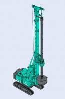 上海金泰SD30旋挖钻机