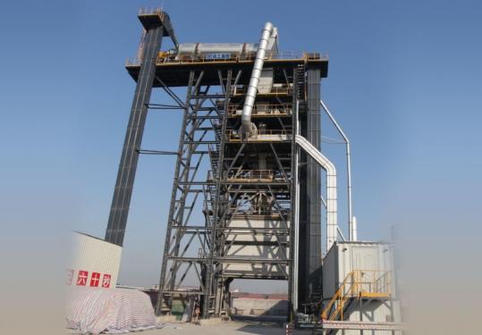 徐工XRP160厂拌热再生