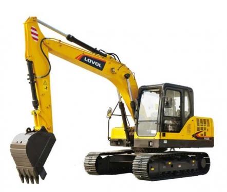 雷沃重工挖掘机型号大全