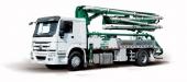 森源重工SMQ5190THB27米泵车