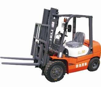 合力αⅡ系列2-3.5吨平衡重式内燃叉车