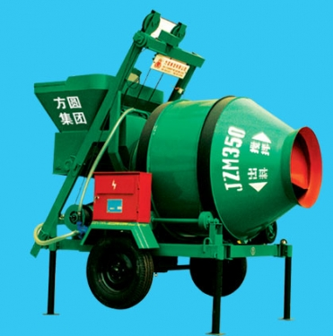 方圆JZM350混凝土搅拌机